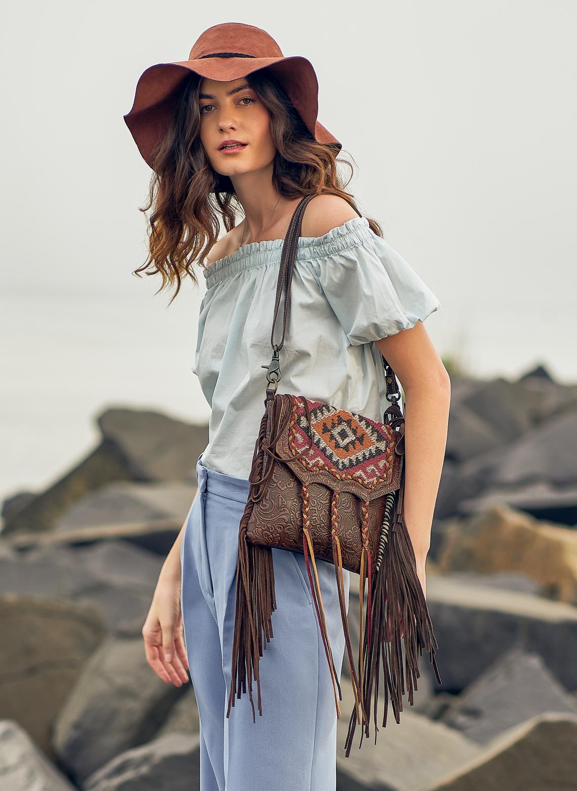 Leather & Hairon Bags