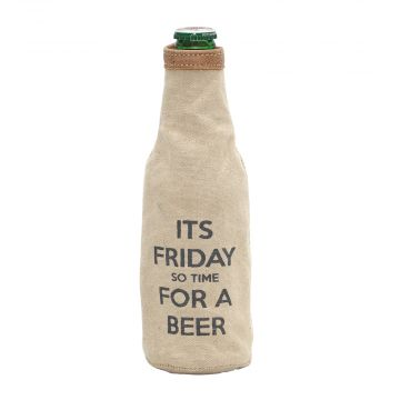 ITS FRIDAY BEER PINT HOLDER
