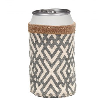 """""""X PRINT"""" BEER CAN HOLDER"""