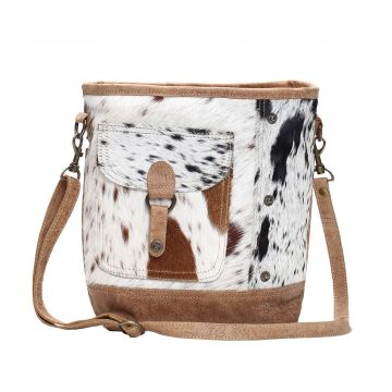 MULTI HIDES SHOULDER BAG