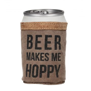 HOPPY BEER CAN HOLDER