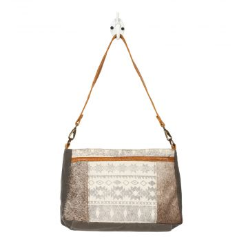 CLASSICAL DESIGN SHOULDER BAG