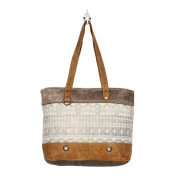 OROMOS CANVAS TOTE BAG