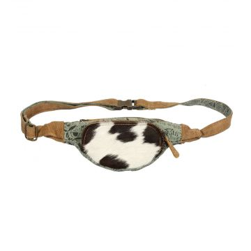 CHIC SEGMENTED FANNY PACK
