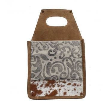 LEAF PRINT 6-PACK BEER CADDY