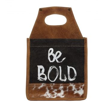 BE BOLD  6-PACK BEER CADDY