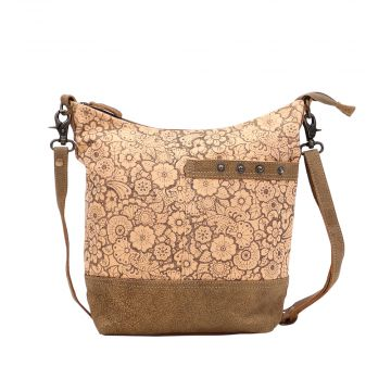APRICOT  SHOULDER BAG