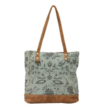 EFFLORESCENCE TOTE BAG