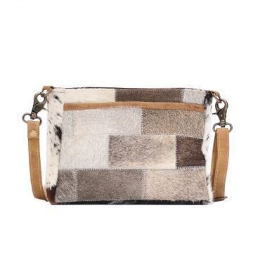 BRIQUE CROSS  BODY BAG