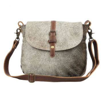 OVERLAP SHOULDER BAG