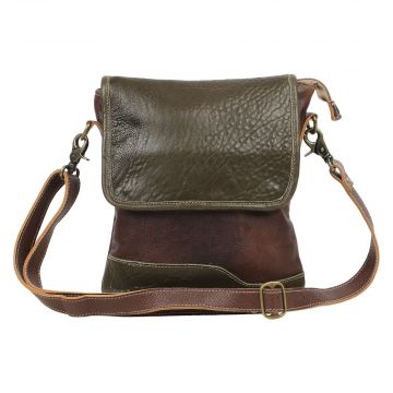 EMERALD SHADED SMALL  & CROSS BODY BAG