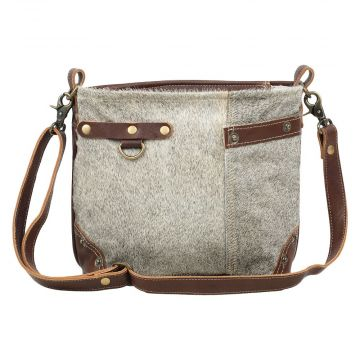 RUST SHOULDER BAG