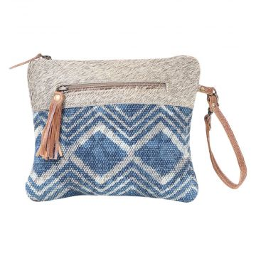 TEAL POUCH