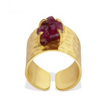 GOLDEN POISE RING