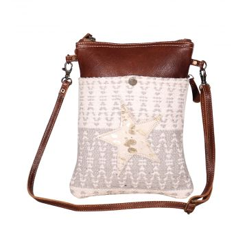Badge Small & Crossbody  Bag