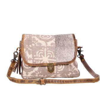 Flap on Shoulder Bag