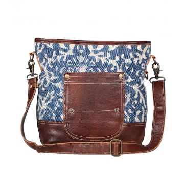 Blue Bliss Shoulder Bag