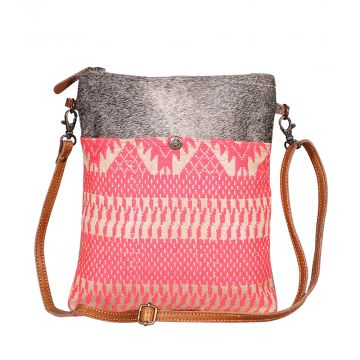 Pink Petals Small & Crossbody  Bag