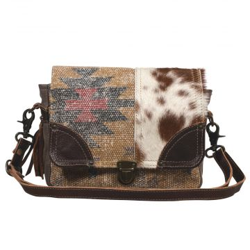 Whicky- Wacky  Messenger Bag