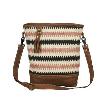 Heartbeat  Shoulder Bag