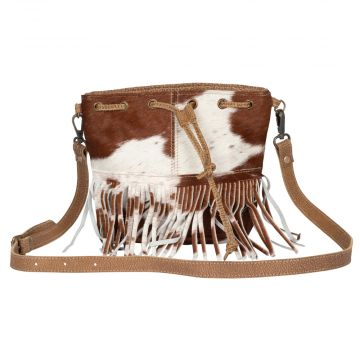 Funky Fringe Hairon Small & Crossbody Bag