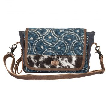Blue Valentine Shoulder Bag