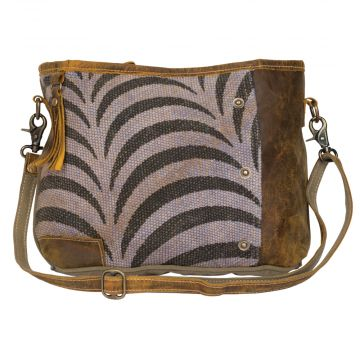 Stripy Shoulder Bag