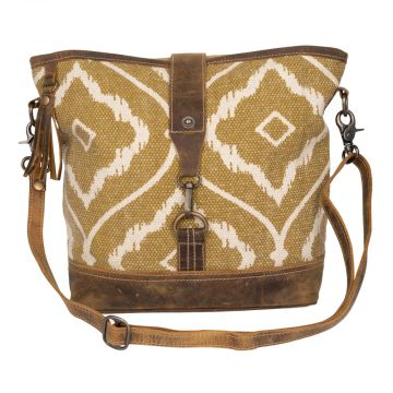 Brown Aesthetics Shoulder Bag