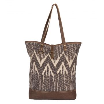 Art On Canvas Tote Bag