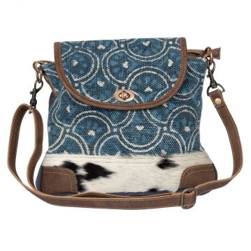 Azure Serendepidity  Shoulder Bag