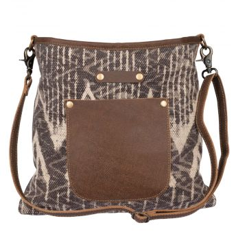 Sepia Splash Shoulder Bag
