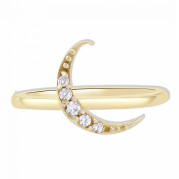Moon pie ring