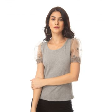 Gray-Star Affair Top