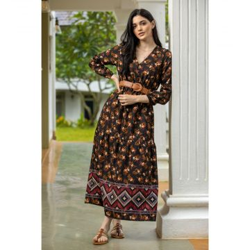 Nighty Charishma Maxi Dress