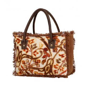 BLAZING FIRE SMALL & CROSS BODY BAG