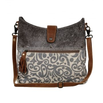 FLOURISH SHOULDER BAG