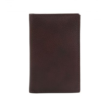 POSITIVE LEATHER AND HAIRON WALLET
