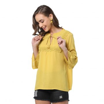 Yellow Bell Top