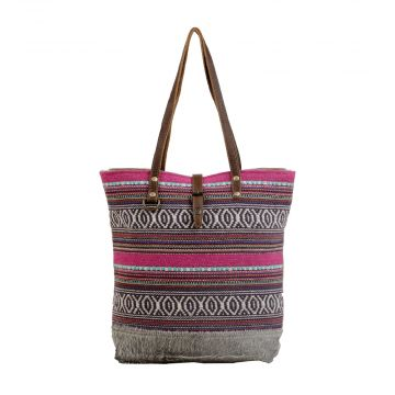 Polychromatic Tote Bag