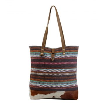 Enlaced Tote Bag