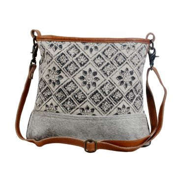 Tessellated Shoulder Bag