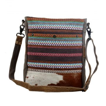 Multilayered Shoulder Bag