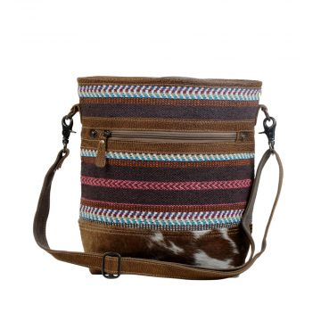Tiered Shoulder Bag