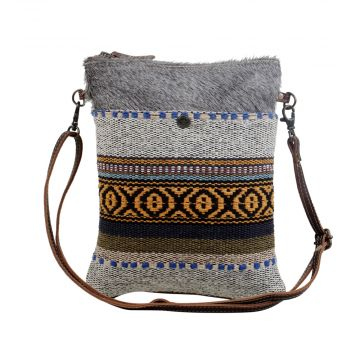 Tribal pattern Small & crossbody bag