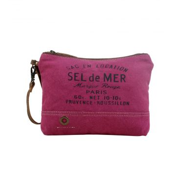 Just Pink Pouch