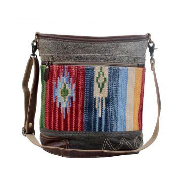 Technicolor Shoulder Bag