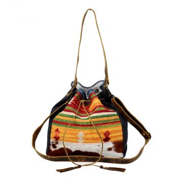 Quick-Witted Bucket Bag