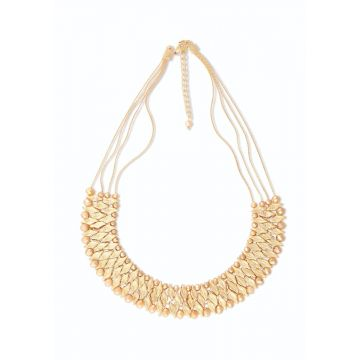 Beige Delight Necklace