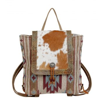Oriental Rug Backpack Bag