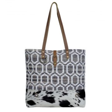 Muted Tones Tote Bag